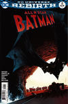 Cover for All Star Batman (DC, 2016 series) #2 [Variant Cover by Declan Shalvey]