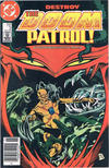 Cover for Doom Patrol (DC, 1987 series) #2 [Newsstand]