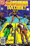 Cover for Doom Patrol (DC, 1987 series) #3 [Newsstand Edition]