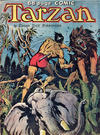 Cover for Tarzan Comic (Donald F. Peters, 1950 series) #v1#1
