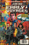 Cover Thumbnail for Star Trek: Early Voyages (1997 series) #1 [Newsstand]