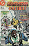 Cover for Doom Patrol (DC, 1987 series) #17 [Newsstand]