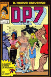 Cover for D.P.7 (Play Press, 1989 series) #1