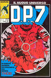 Cover for D.P.7 (Play Press, 1989 series) #2