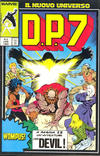 Cover for D.P.7 (Play Press, 1989 series) #4
