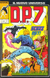 Cover for D.P.7 (Play Press, 1989 series) #5