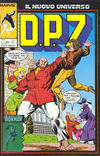 Cover for D.P.7 (Play Press, 1989 series) #7