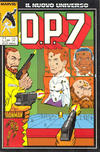 Cover for D.P.7 (Play Press, 1989 series) #8