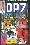 Cover for D.P.7 (Play Press, 1989 series) #10