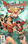Cover for DC Comics Bombshells (DC, 2015 series) #1 [Lupacchino Variant]