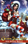 Cover for Grimm Fairy Tales Holiday Edition (Zenescope Entertainment, 2009 series) #6 [Cover A]