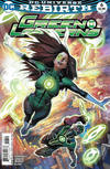 Cover for Green Lanterns (DC, 2016 series) #6 [Robson Rocha / Jay Leisten Cover]