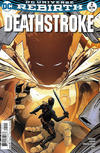 Cover for Deathstroke (DC, 2016 series) #2