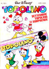 Cover for Topolino (Disney Italia, 1988 series) #1921