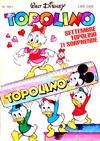 Cover for Topolino (Disney Italia, 1988 series) #1921