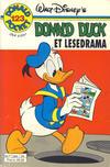 Cover Thumbnail for Donald Pocket (1968 series) #123 - Et lesedrama [Reutsendelse]
