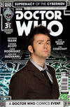 Cover Thumbnail for Doctor Who: Supremacy of the Cybermen (2016 series) #3 [Cover B]