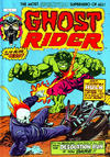 Cover for Ghost Rider (Yaffa / Page, 1977 series) #4