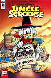 Cover Thumbnail for Uncle Scrooge (2015 series) #18 / 422 [Retailer Incentive Variant Cover]
