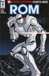 Cover for ROM (IDW, 2016 series) #3 [David Messina - Subscription Cover C]