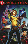 Cover Thumbnail for Revolution (2016 series) #1 [Subscription Cover A - Brandon Peterson]
