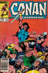 Cover for Conan the Barbarian (Marvel, 1970 series) #171 [Newsstand]