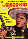 Cover for Cisco Kid (World Distributors, 1952 series) #42