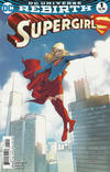 Cover for Supergirl (DC, 2016 series) #1 [Bengal Cover]