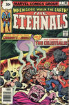 Cover for The Eternals (Marvel, 1976 series) #2 [30¢ Price Variant]