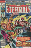 Cover Thumbnail for The Eternals (1976 series) #6 [British]