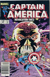Cover for Captain America (Marvel, 1968 series) #288 [Canadian]