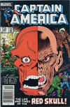 Cover for Captain America (Marvel, 1968 series) #298 [Canadian Newsstand Edition]