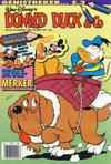 Cover for Donald Duck & Co (Hjemmet / Egmont, 1948 series) #34/1992