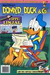 Cover for Donald Duck & Co (Hjemmet / Egmont, 1948 series) #35/1992