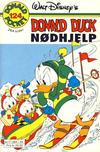 Cover Thumbnail for Donald Pocket (1968 series) #124 - Nødhjelp [Reutsendelse]