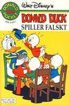 Cover Thumbnail for Donald Pocket (1968 series) #126 - Donald Duck spiller falskt [1. opplag]