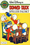 Cover Thumbnail for Donald Pocket (1968 series) #126 - Donald Duck spiller falskt [Reutsendelse]