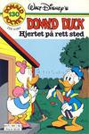 Cover Thumbnail for Donald Pocket (1968 series) #130 - Hjertet på rett sted [1. opplag]