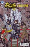 Cover for Batman '66 Meets Steed and Mrs. Peel (DC, 2016 series) #3