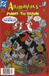 Cover Thumbnail for Animaniacs (1995 series) #43 [Newsstand]