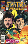 Cover Thumbnail for Star Trek Unlimited (1996 series) #9 [Newsstand Variant]