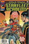 Cover Thumbnail for Star Trek: Starfleet Academy (1996 series) #11 [Newsstand Variant]