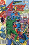 Cover Thumbnail for Action Comics (1938 series) #536 [Canadian Newsstand Edition]