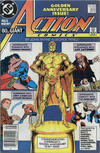 Cover Thumbnail for Action Comics (1938 series) #600 [Canadian Newsstand Edition]