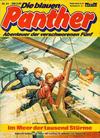 Cover for Die blauen Panther (Bastei Verlag, 1980 series) #21 - Im Meer der tausend Stürme
