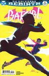 Cover for Batgirl (DC, 2016 series) #2