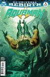 Cover for Aquaman (DC, 2016 series) #4 [Joshua Middleton Variant]