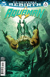Cover for Aquaman (DC, 2016 series) #4 [Joshua Middleton Cover]