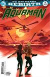Cover for Aquaman (DC, 2016 series) #5 [Joshua Middleton Variant]
