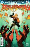 Cover for Aquaman (DC, 2016 series) #7 [Joshua Middleton Variant]
